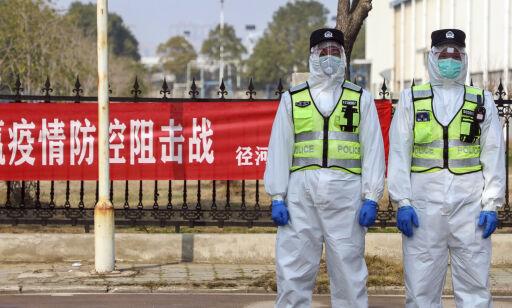 image: WHO: Wuhan-viruset ikke en pandemi