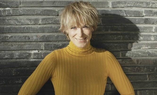Maria Rich (46) er skuespiller, er gift og mor til tre gutter. FOTO: Nellie Møberg