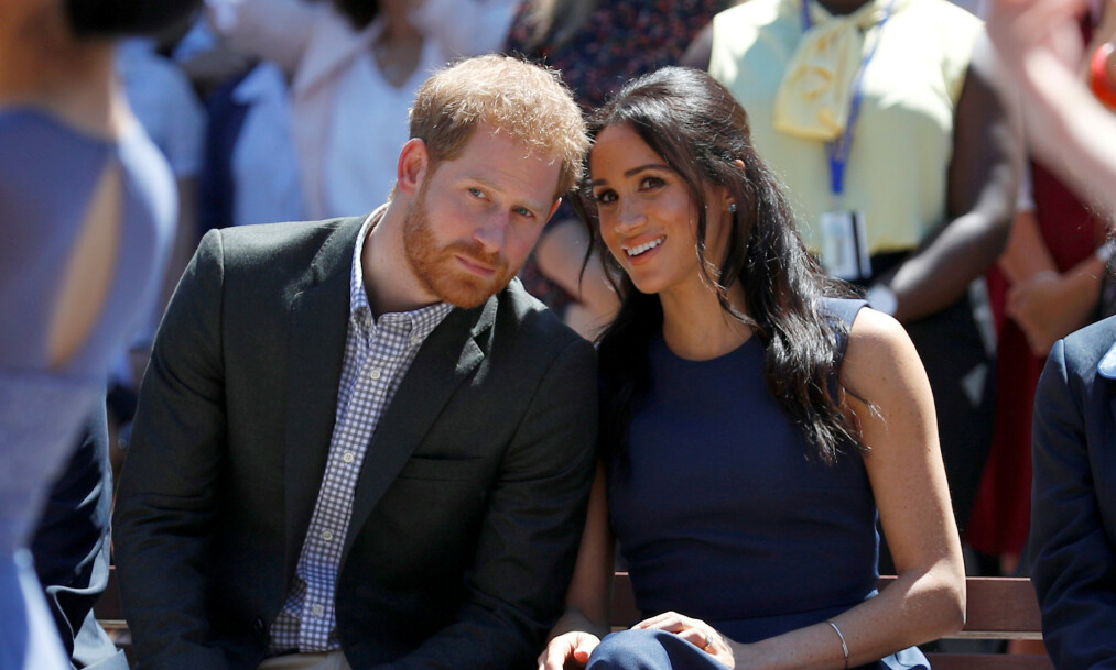 CANADA: Prins Harry og hertuginne Meghan bor for tiden i Canada, noe som skal være tøft for prins Harry med tanke på omgangskretsen han savner fra hjemlandet. Foto: NTB Scanpix