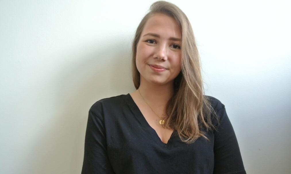 Katharina Mortensen oppdaget ved en tilfeldighet at hun er samisk. Det tok tid før hun ble stolt av opphavet sitt. Foto: Privat