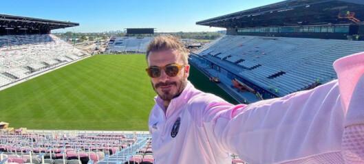 Beckhams rosa framtid