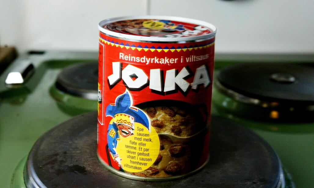 <strong>KUTTES:</strong> Joikakake-boksen skal byttes ut. Foto: Aleksander Nordahl / Dagbladet