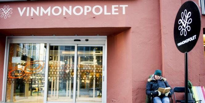 image: Langer ut mot Vinmonopolet: - Tyveri på høylys dag
