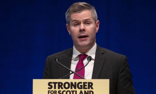 image: Skottlands finansminister går av etter anklager