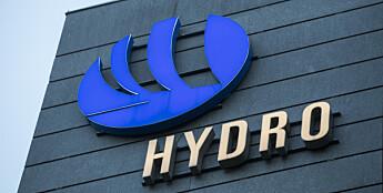 Hydro-aksjen stuper fra start