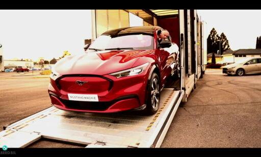 image: Her kommer Ford Mustang Mach-E til Norge
