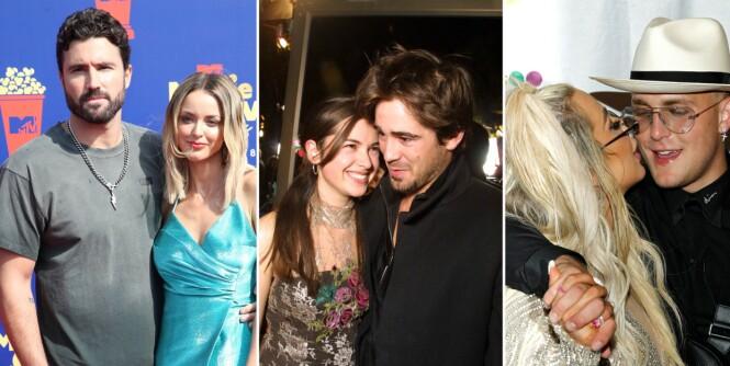 De ugyldige Hollywood-ekteskapene