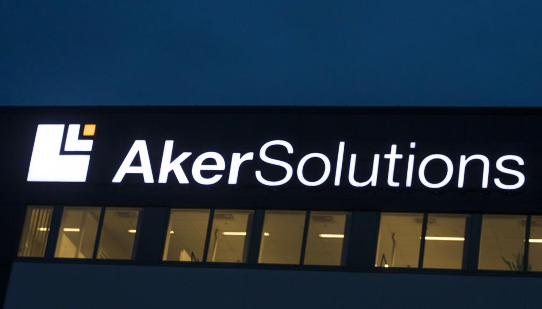 <strong>DÅRLIGERE RESULTAT:</strong> Aker Solutions har sitt hovedkontor på Fornebu. Arkivfoto: Håkon Mosvold Larsen / NTB scanpix