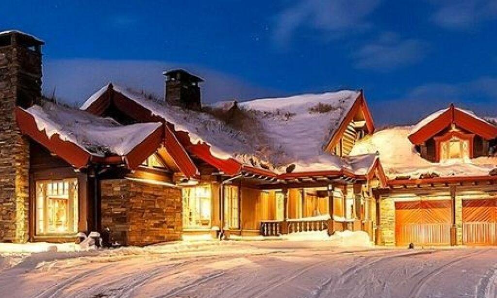 image: På innsiden av Norges dyreste hytter