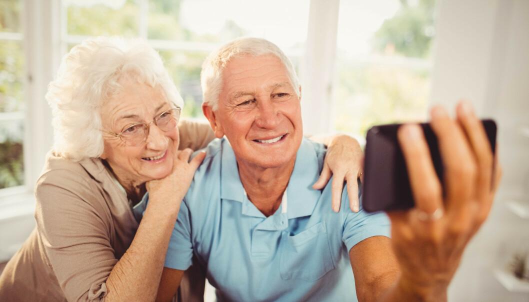 - De som kommer på kurs hos oss er oppdatert og henger med i samfunnet, men samfunnet må gi dem plass, mener Pensjonistforbundet. Foto: Shutterstock/NTB Scanpix
