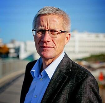 TROR PÅ STABILT MARKED: Erik Andresen i Bilimportørenes Landsforbund tror på både normale priser og gode leveranser. FOTO: BIL