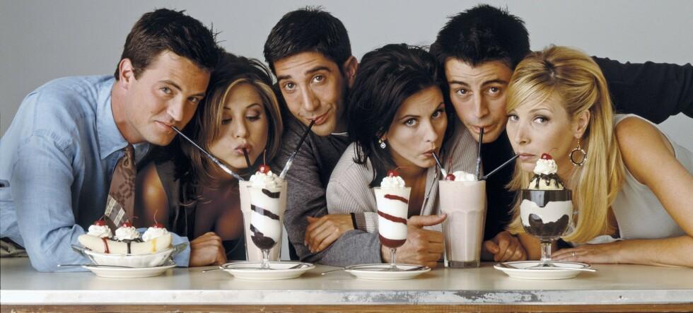 «Friends»-gjengen gjenforenes i mai 2020