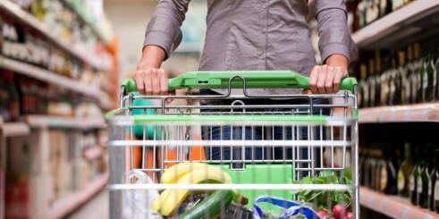 Matvareprisene gikk opp med 2,9 prosent i januar