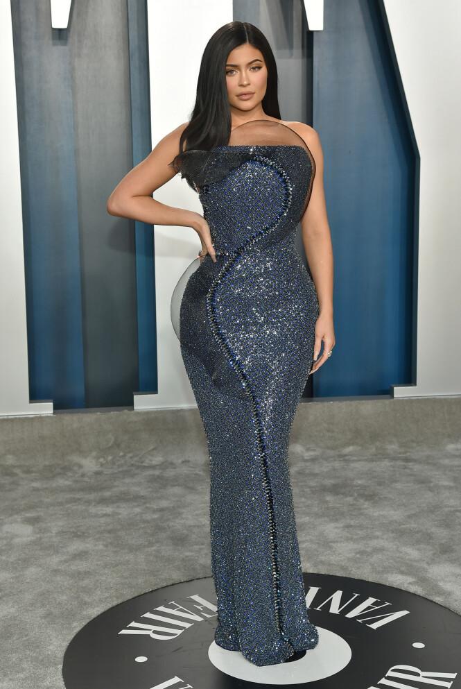 KYLIE JENNER: Milliardær Kylie Jenner (22). FOTO: NTB Scanpix.