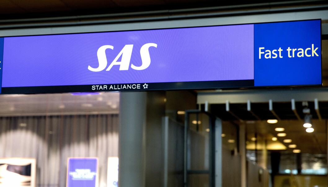 <strong>LOJALE:</strong> SAS' fast track er et tilbud til noen av selskapets mest lojale kunder. Ikke alle er like fornøyd med ordningen. Foto: Gorm Kallestad / NTB scanpix
