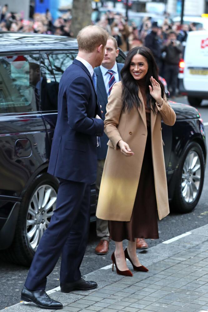BEHANDLET I ALL HEMMELIGHET: Prins Harry skal visstnok ha fått behandling for sitt hårtap på en klinikk i London i fjor. Foto: NTB Scanpix
