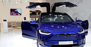 Tesla borte fra kvalitetstest
