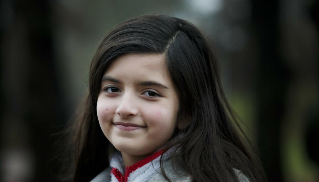 <strong>FORFATTER:</strong> Angelina Jordan ga ut bok allerede som niåring. Foto: NTB Scanpix