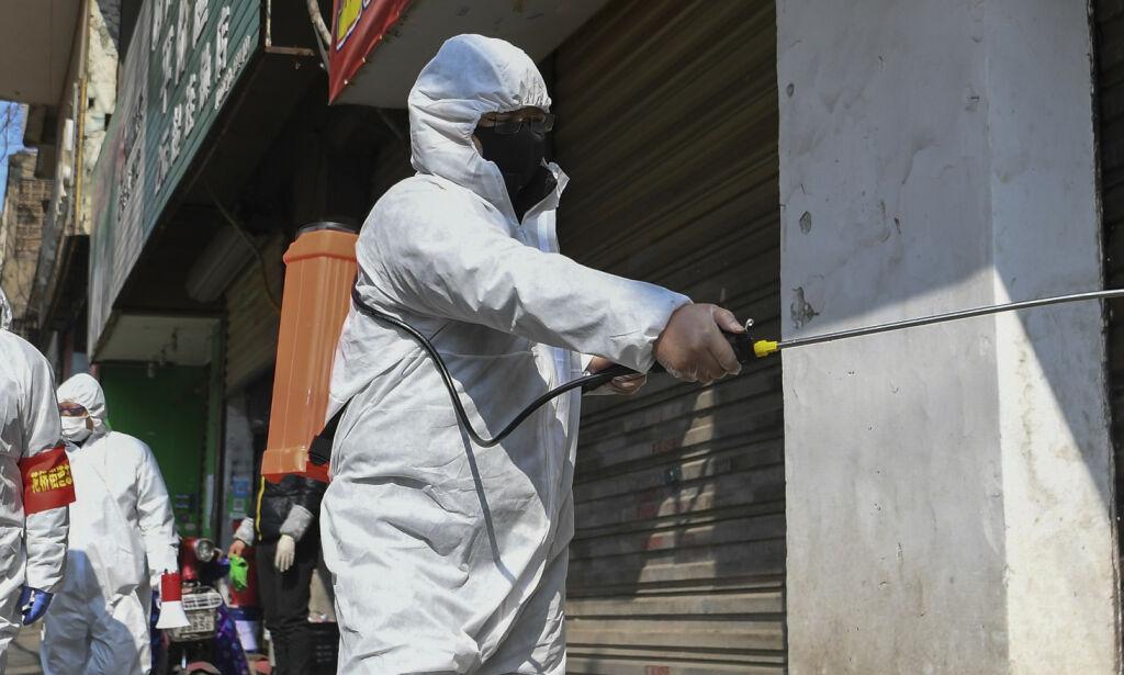 image: Britisk mann har smittet 11 personer med coronaviruset