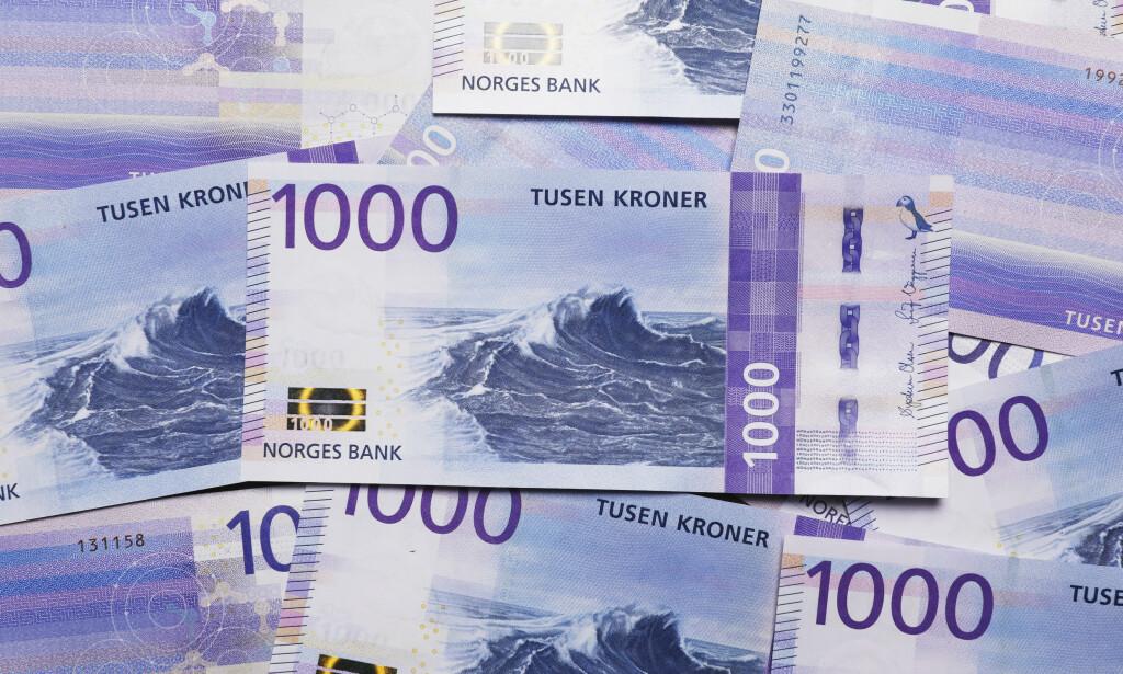 Mange av dem som tror at økonomien blir bedre framover, begrunner dette med at de forventer et godt arbeidsmarked og lønnsvekst. Foto: Ole Berg-Rusten / NTB scanpix