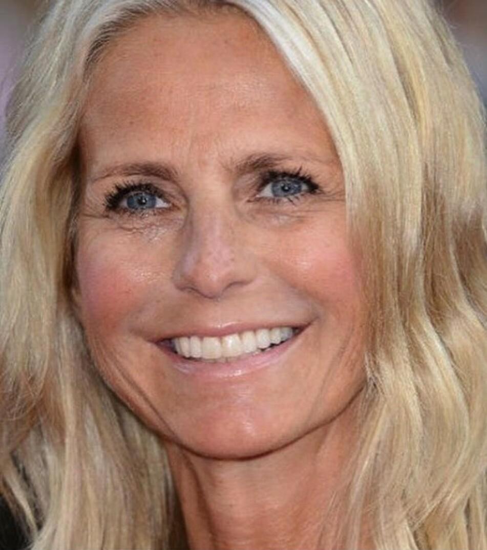MANGLET SEXLYST: Den svenske programlederen Ulrika Johnsson befant seg lenge i det hun kaller et «karrig seksuelt landskap». FOTO: Skjermdump Instagram