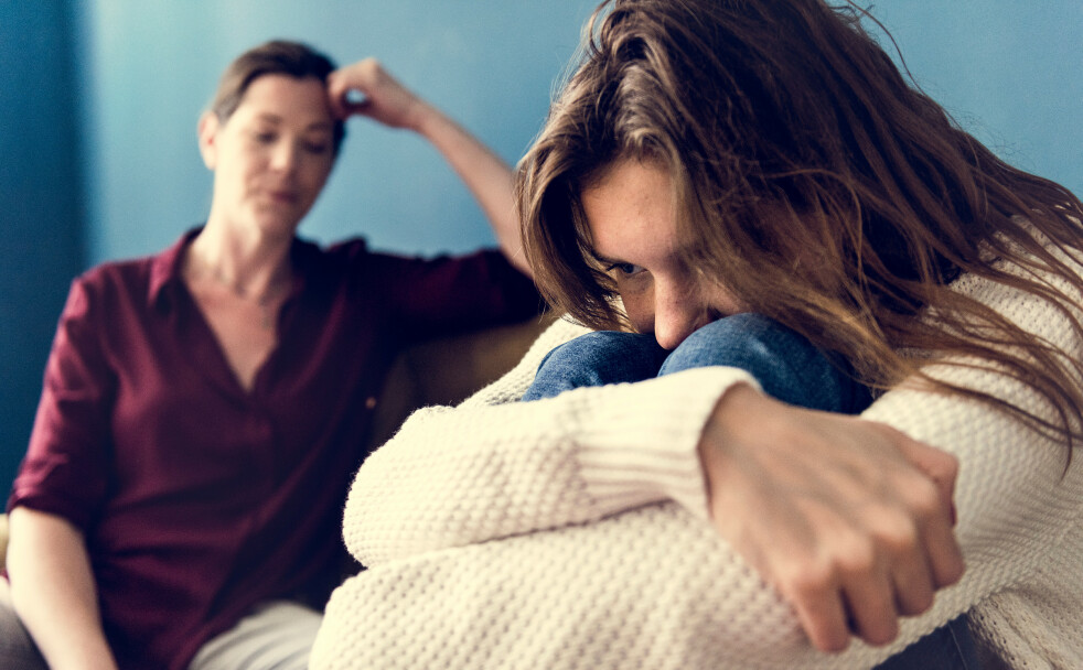 SPISEFORSTYRRELSER: Mange foreldre kan føle seg maktesløse når barna blir rammet av spiseforstyrrelser. Vi har spurt ekspertene om råd for hva man kan gjøre når man er i situasjonen. ILLUSTRASJONSFOTO: NTB scanpix