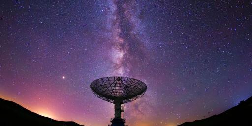 image: Mystisk radiosignal får forskerne til å klø seg i hodet