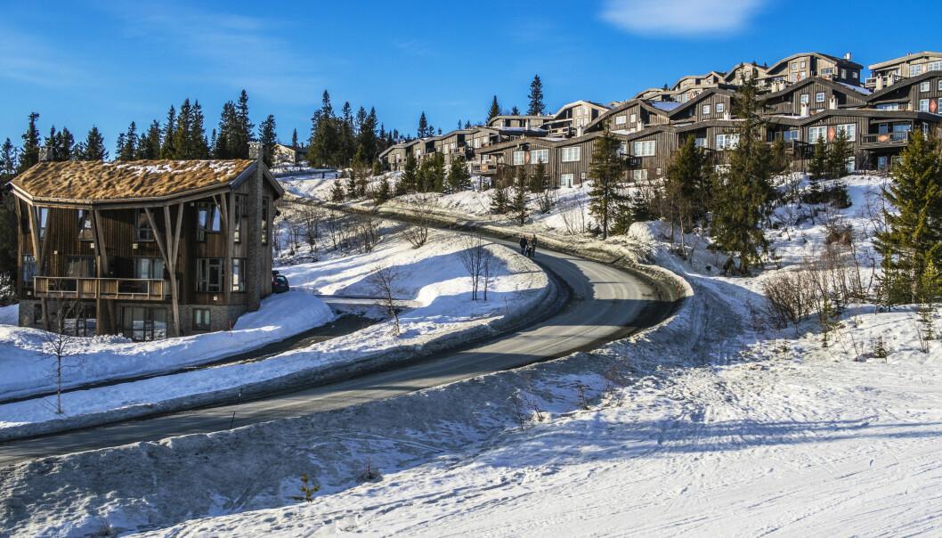 <strong>HYTTE PÅ FJELLET:</strong> Skal du kjøpe hytte på fjellet, er det nødvendigvis ikke en billig affære. Bildet er fra Norefjell. Foto: Halvard Alvik/NTB Scanpix.
