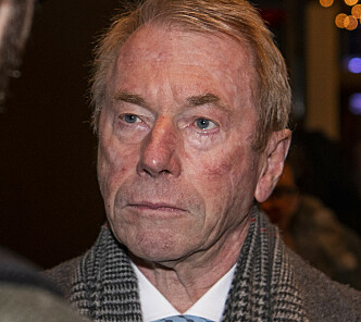 VIL SELGE: Men Jens Ulltveit-Moe har altså ikke solgt helt ennå. Foto: Lars Eivind Bones / Dagbladet