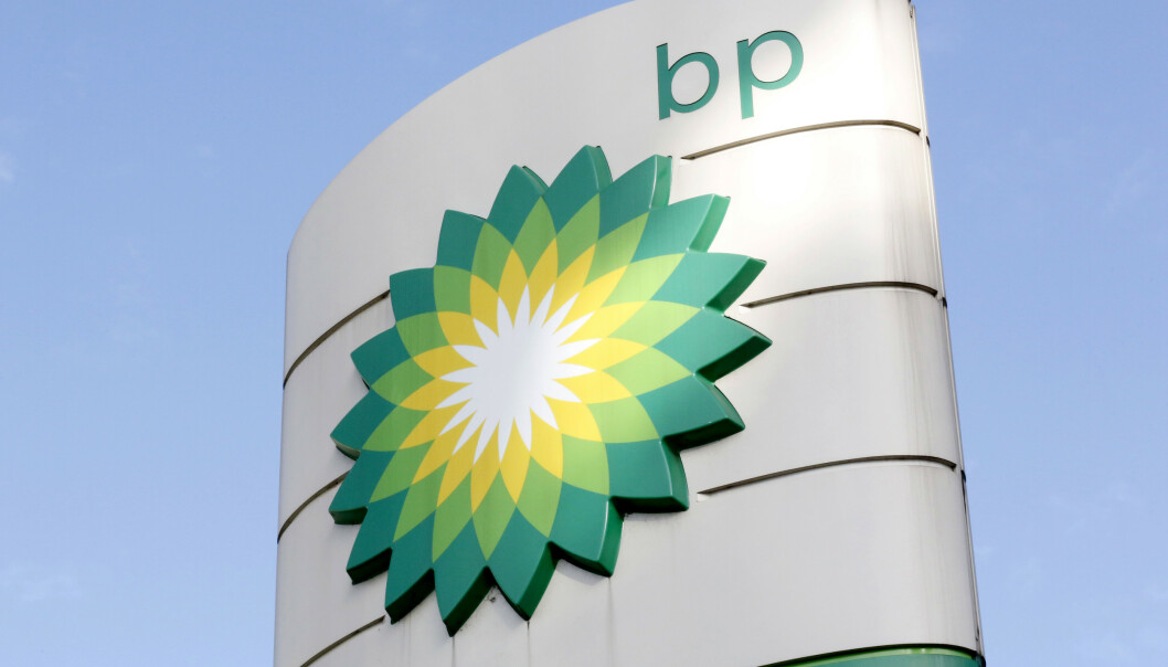 <strong>NYE MÅL:</strong> Det britiske oljeselskapet BP ønsker å bli karbonnøytralt innen 2050, melder selskapet. Foto: Caroline Spiezio / AP / NTB Scanpix