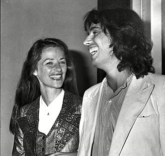 UTRO: Rampling og den franske musikeren Jean Michel Jarré holdt sammen i 20 år, og fikk en sønn. Forholdet endte i bitterhet over hans utroskap. (Foto: NTB Scanpix)