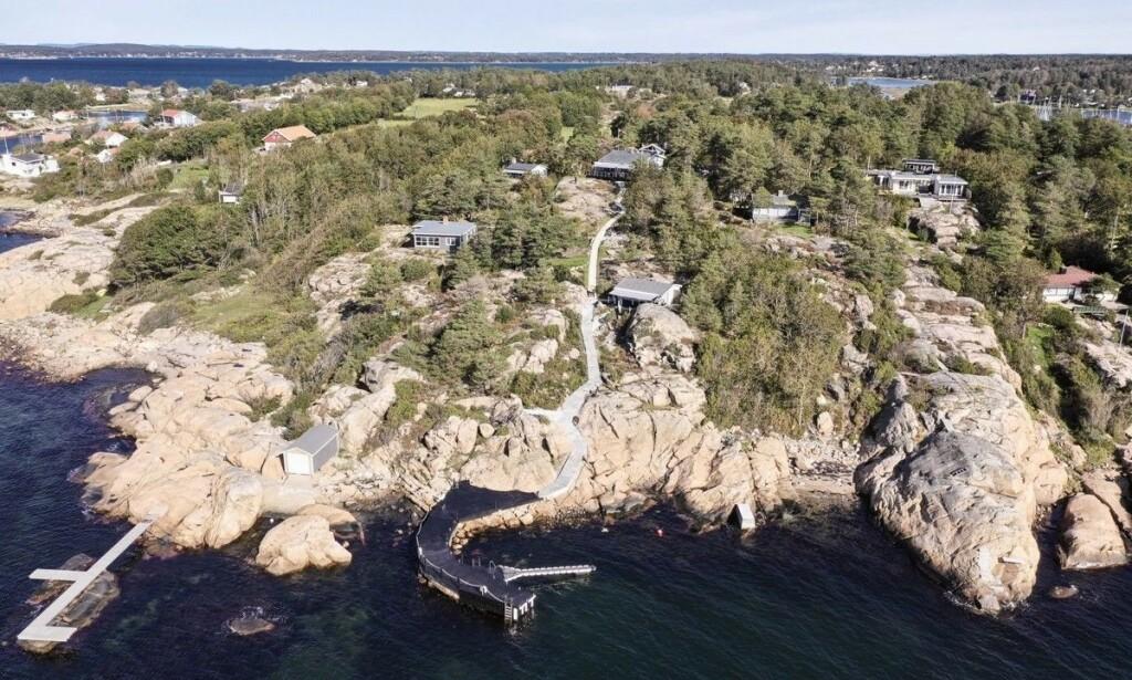 - PÅKOSTET: Ifølge megleren har selger brukt opp mot åtte millioner kroner på å oppgradere eiendommen. Foto: Inviso