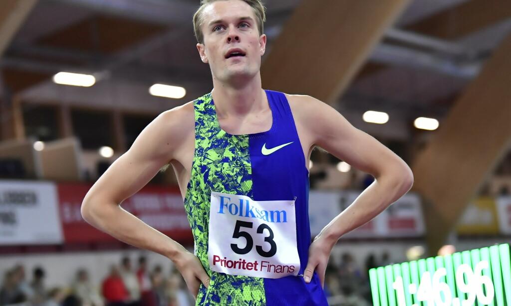 Filip Ingebrigtsen er opptatt av at systemet rundt løperne må være solid nok i jobben med å forhindre positive dopingprøver. Foto: Jonas Ekströmer / TT kod 10030