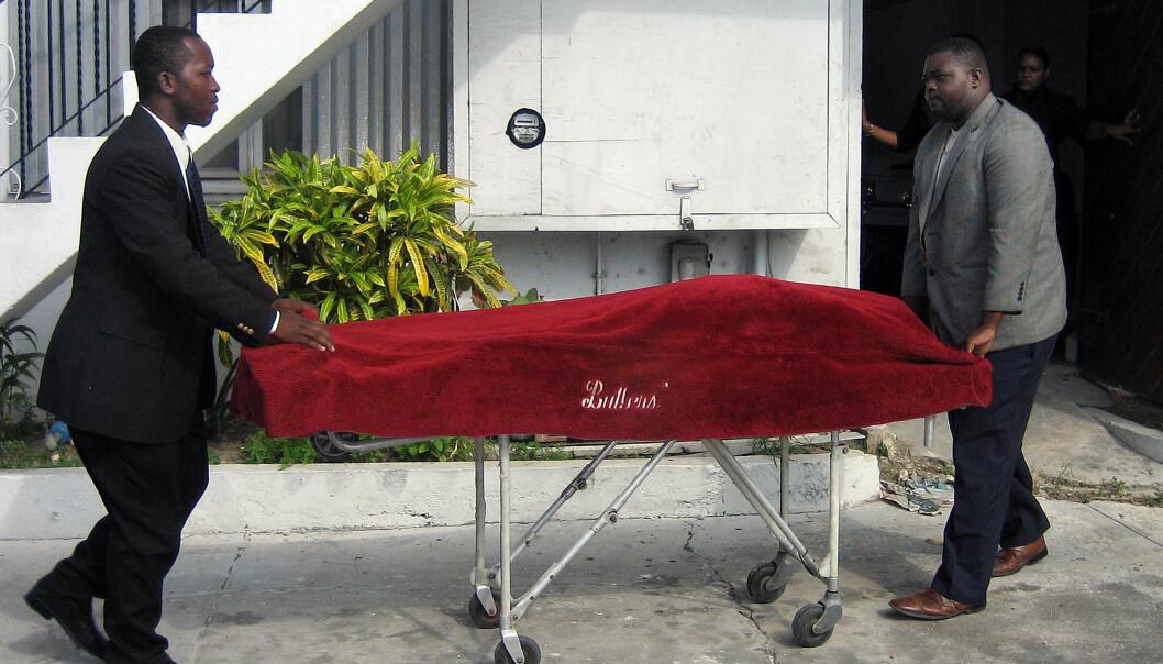 <strong>TRAGISK DØD:</strong> Anna Nicoles sønn Daniel døde da han var på Barselvisitt hos moren på Bahamas, etter sigende av en overdose på morens sykehusværelse. FOTO: NTBScanpix.