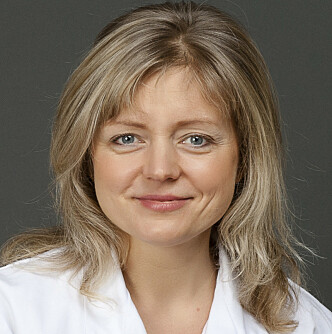 PASSER FOR DE FLESTE: Så fremt man ikke er allergisk, mener lege Nina Tanja Kalchenko at alle i utgangspunktet kan spise soyaprodukter. FOTO: Privat