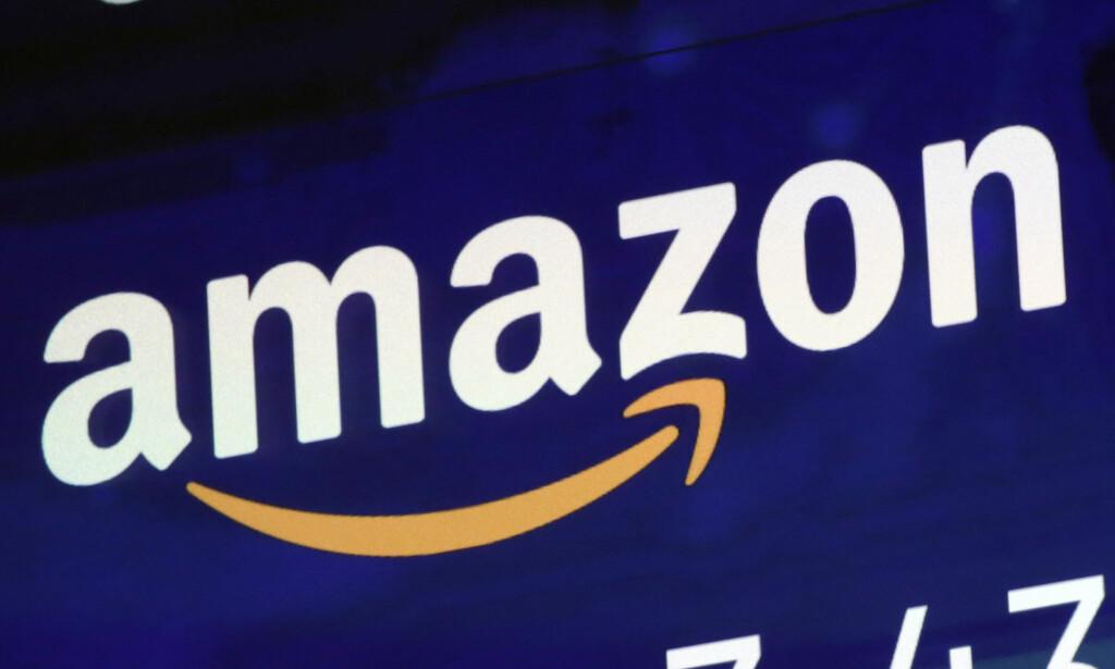 VANT FRAM: Amazon har gått til sak mot det amerikanske forsvarsdepartementet på grunn av tildelingen av en kontrakt verdt 10 milliarder dollar. Foto: Richard Drew / AP / NTB scanpix