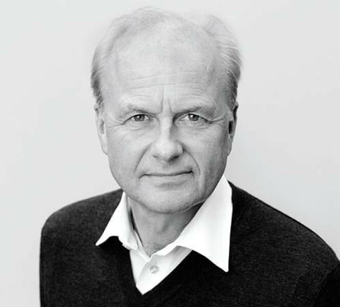 EKSPERTEN: Psykiater Finn Skårderud er professor ved Norges Idrettshøgskole, stifter av Villa Sult og en internasjonalt anerkjent ekspert på spiseforstyrrelser. FOTO: Villa Sult