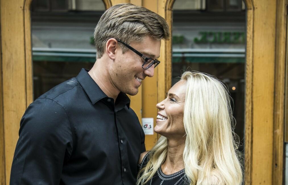 GIFT: Anna Anka og David Johansson har endelig giftet seg etter de ble forlovet i fjor, men paret har derimot ikke hatt noen seremoni. Foto: Foto: Aftonbladet / IBL Bildebyrå / NTB Scanpix