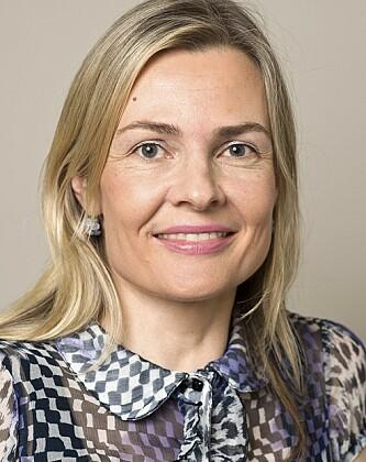 FORSKER PÅ IMMUNTERAPI: Johanna Olweus er professor ved Institutt for kreftforskning, Universitetet i Oslo. Foto: UiO