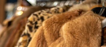 Var hun seriøs? Gikk hun skamløst rundt, kledd i pels?