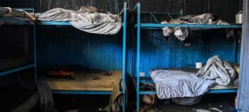 15 barn døde i barnehjemsbrann