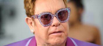 Elton John syk - avbrøt konsert