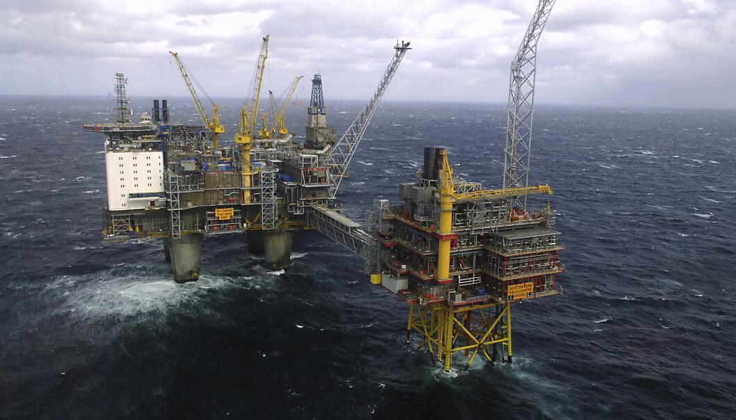 <strong>NEDGANG:</strong> Norsk eksport gikk ned 7,8 prosent fra januar i fjor til januar i år. Lavere eksportverdi for naturgasser er hovedforklaringen. Arkivfoto: Helge Hansen / NTB scanpix