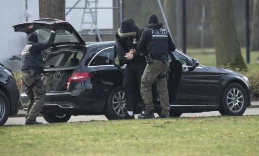 image: 12 pågrepet i Tyskland: - Planla massive angrep mot moskeer