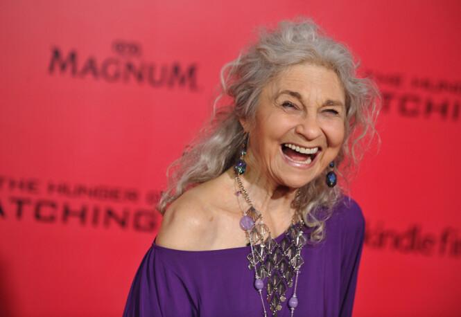 HØYT ELSKET: Lynn Cohen har satt sine spor, etter rollen som Magda i Sex og Singelliv. FOTO: NTB scanpix