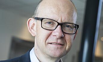 <strong>TALLKNUSER:</strong> SSB-direktør Geir Axelsen er også leder av Teknisk beregningsutvalg. Foto: Håkon Mosvold Larsen / NTB scanpix