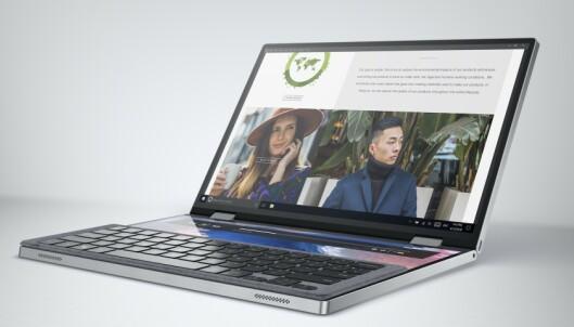 Dette er Windows 10X