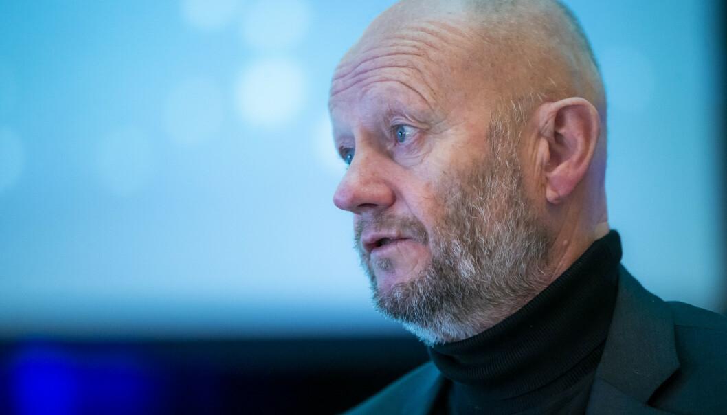 <strong>LØNNSFEST:</strong> NHO-topp Stein Lier-Hansen reagerer skarpt mot lønnsfesten i staten i fjor. Foto: Håkon Mosvold Larsen / NTB scanpix