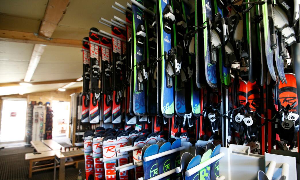 <strong>SKIKKELIG OPPLEGG:</strong> Ulike ski er tiltenkt ulikt ferdighetsnivå. Foto: Reuters/Regis Duvignau