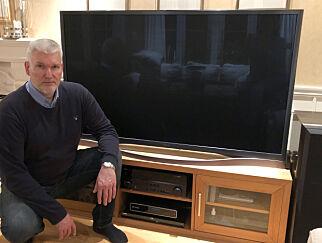 image: Må kaste TV til 25.000 kroner
